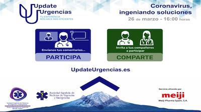 Update 2 - Conoravirus, ingeniando soluciones